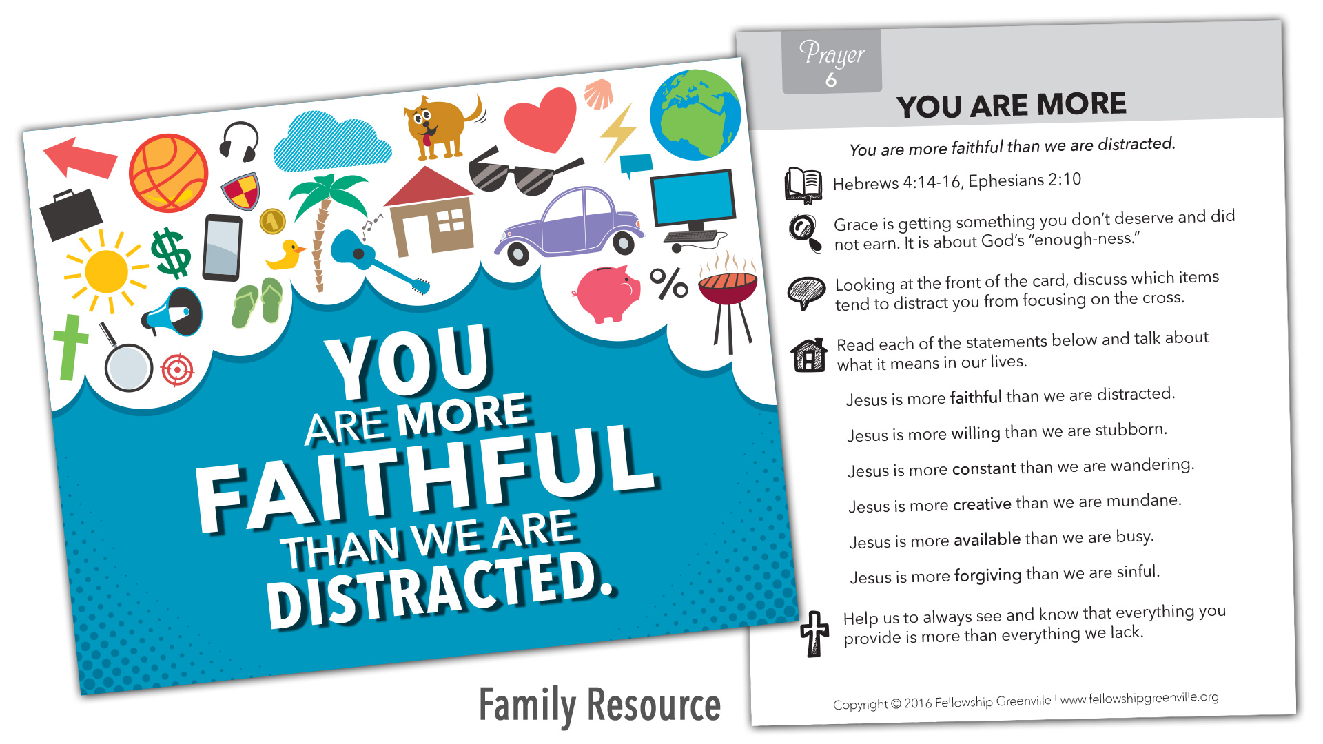 Prayer Collective Family Resource